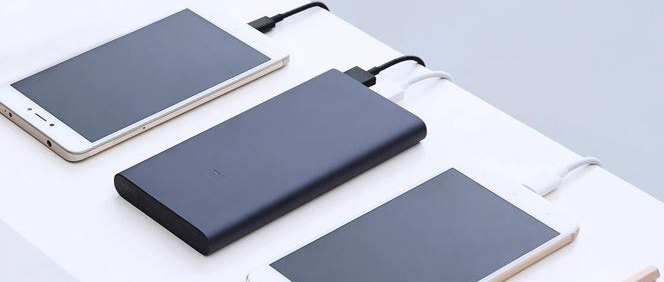 Mi Powerbank Cover Image
